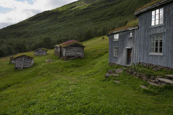 Vestre Bredek im Stormdalen
