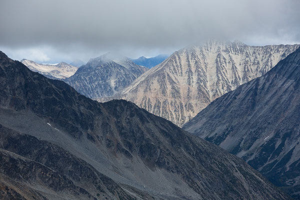 Comwell Creek Mountains, Pantheon Range