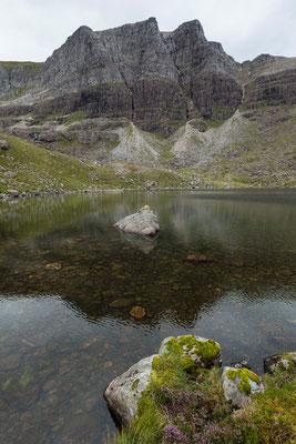 Loch Coire Mhic Fhearchair mit Beinn Eighe, Torridons