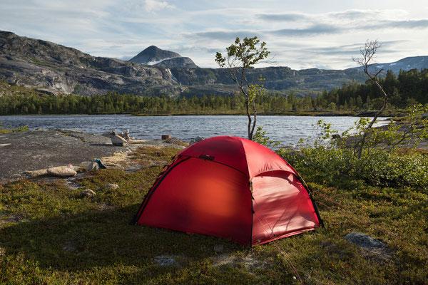 Gurtejavrre, Nordland, Norwegen