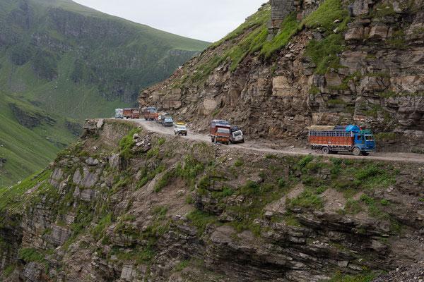 Rotang La, Manali-Leh Highway