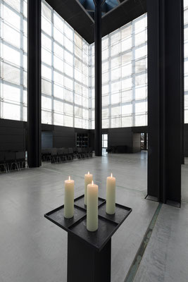Kloster Volkenroda, Christus-Pavillon, Thüringen