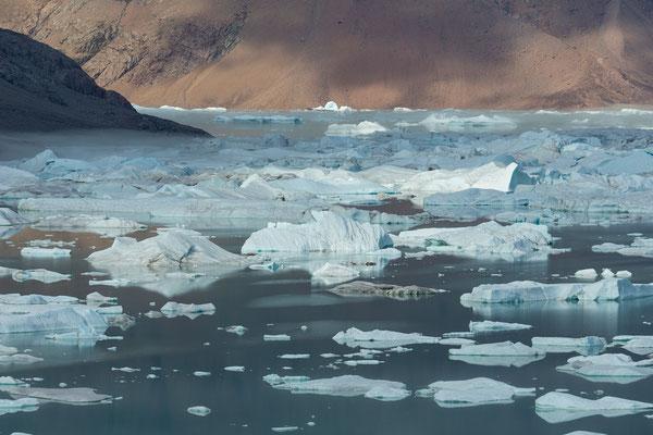 Motzfeldt Sø, Grönland