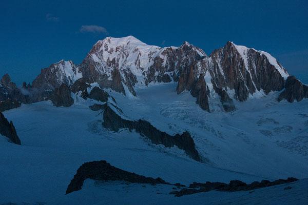 Mont Blanc, Frankreich