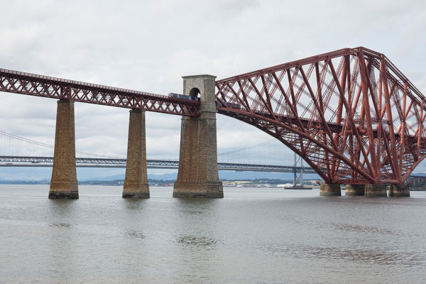 South Queensferry, Forth Bridge