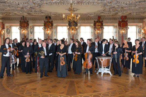 Thüringen Philharmonie Gotha, Schloss Friedenstein