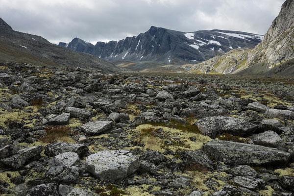 Verkilsdalen, Rondane
