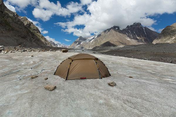 Miyar-Gletscher, Indien