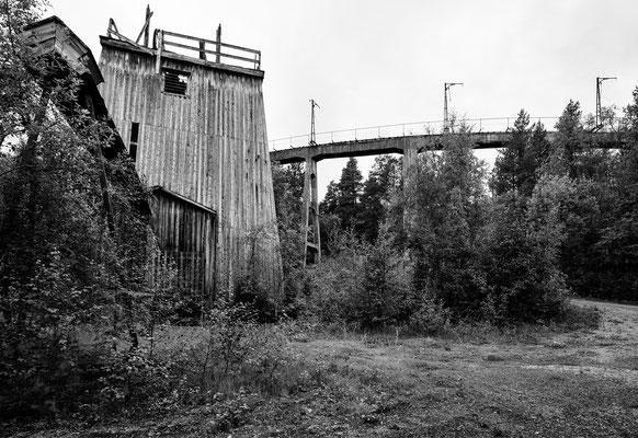 Løkken Verk, Thamshavnbanen