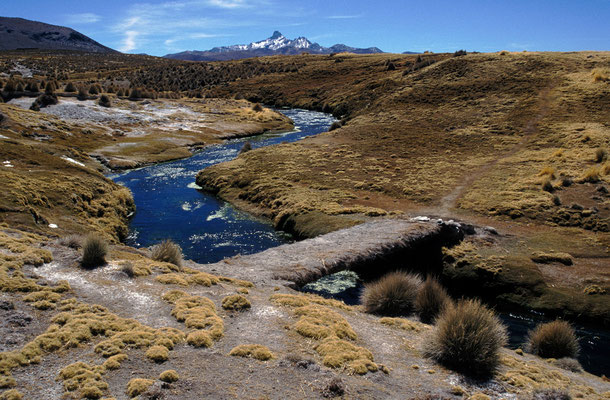 Nevado Anallajsi, Nationalpark Sajama, Bolivien