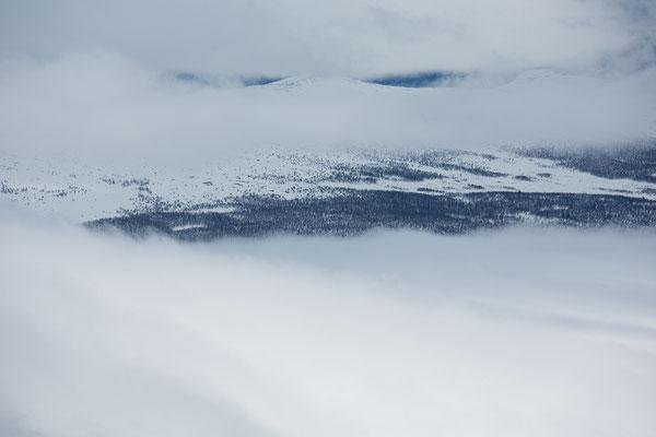 Veslgrytdalen, Alvdal Vestfjell, Hedmark, Norwegen