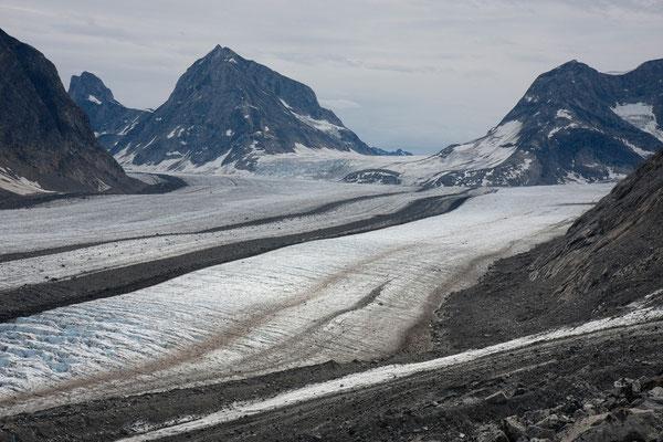 Kaarali-Gletscher (NW-Arm)