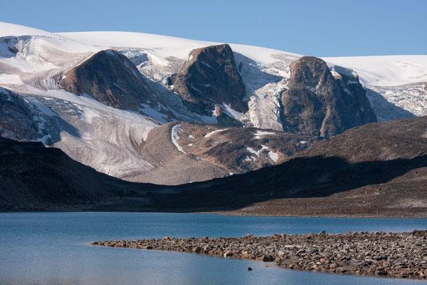 namenlos Berge am Uigordliup Sarqa, Nussuaq