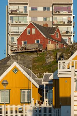 Nuuk, Kolonial-Hafen