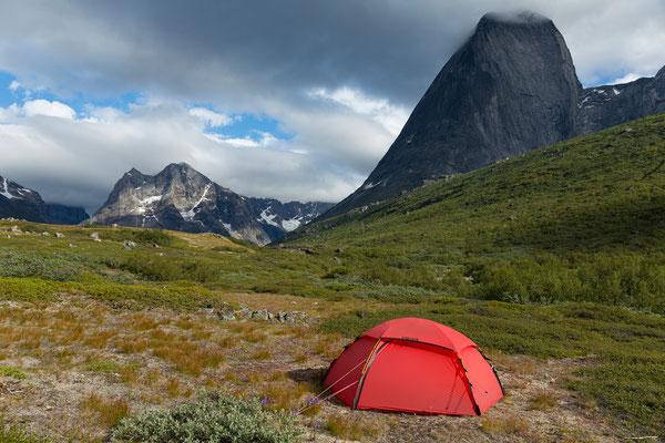 Klosterdalen mit Ketil, Tasermiut, (Süd-)Grönland