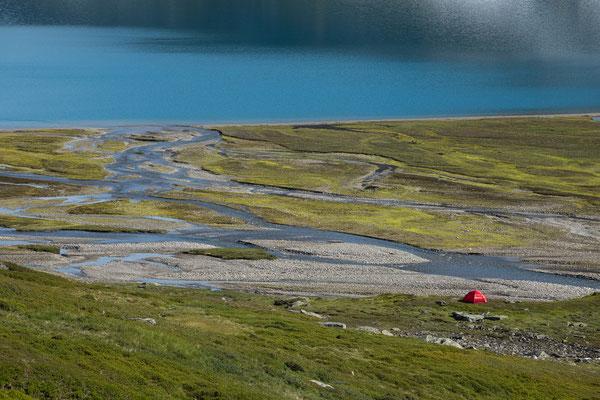 Bogvatnet, Nordland, Norwegen