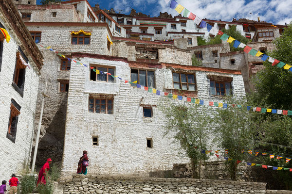 Kloster Karsha, Zanskar, Indien
