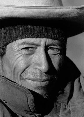 Marino Obregon, Eseltreiber aus Shilla, Peru