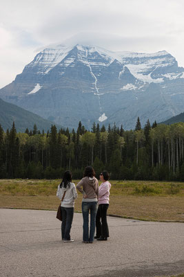 Mount Robson Visitor Center