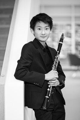 Lyuta Kobayashi, Klarinettist