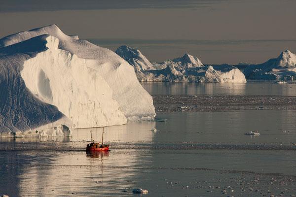 Kangia - Ilulissat-Eisfjord