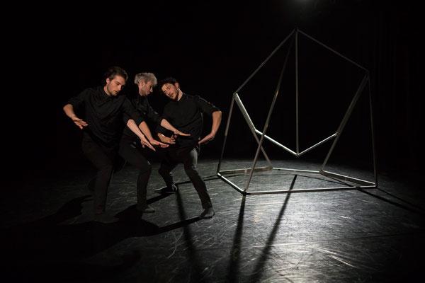 """Black Bile"" - Joshua Lowe, Samuël Dorn, Joseph Caldo"