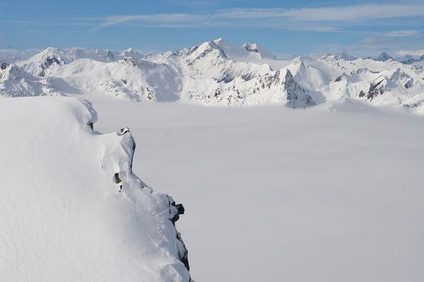 Blinnenhorn, Bedretto, Schweiz