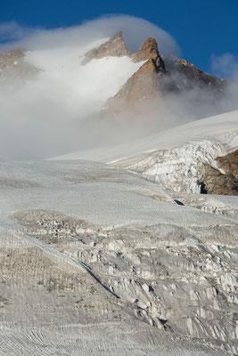namenlose Berge am Kang La