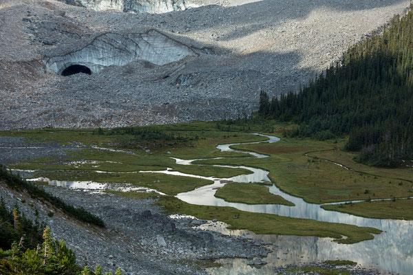 Hell Raving Creek, Siva Mountain