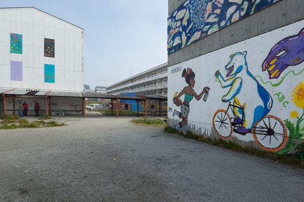 Nuuk, Blok 7
