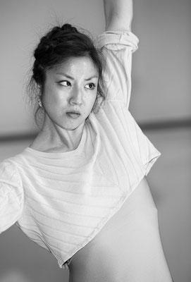 Tanzportrait - Ayako Kikuchi