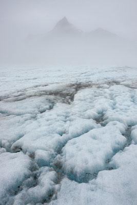 Kaarali-Gletscher (Seitenarm SO)