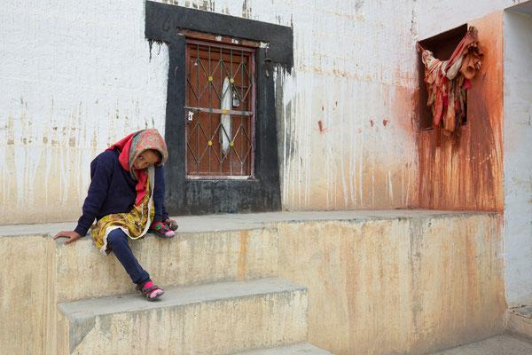 Kloster Kibber, Spiti, Indien