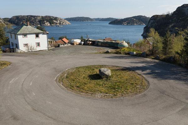 Kvernanes, Vikøya