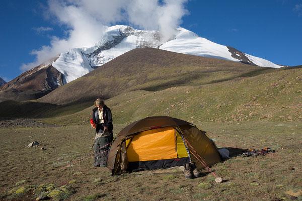 Kang Yatze, Ladakh, Indien