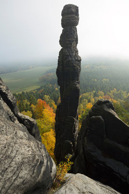 Barbarine, sächsische Schweiz