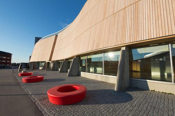 Nuuk, Katuaq Kulturcenter