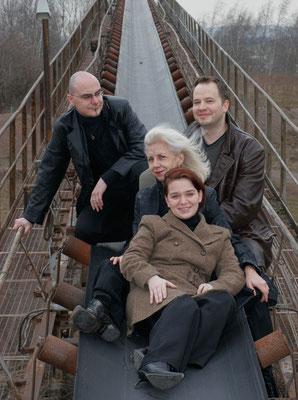 Ausstattung Theater Nordhausen: Roland Winter, Elisabeth Stolze-Bley, Anja Schulz-Hentrich, Frank Olle