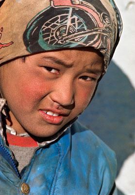 Little Sherpa, Phortse, Khumbu, Nepal