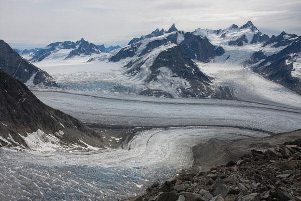 Kaarali-Gletscher