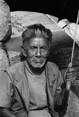 Händler am Basantapur, Kathmandu, Nepal