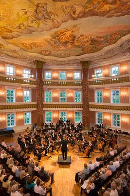 Loh-Orchester im Achteckhaus mit Michael Ingram