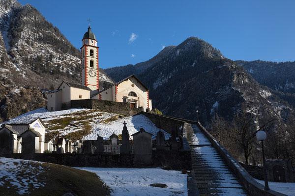 Chiesa di San Martino, Soazza