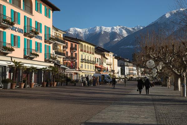 Piazza Giuseppe Motta, Ascona