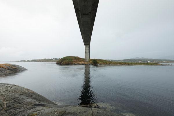 Saltstraumen am Saltfjorden - kurzer Stillstand