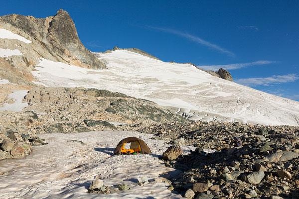 Siva Glacier, Pantheon Range, Pacific Coast Mountains, Kanada