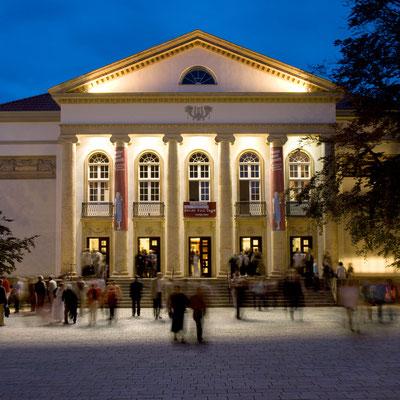 Theater Nordhausen, Thüringen