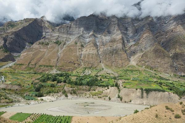 Chandra Bhaga River