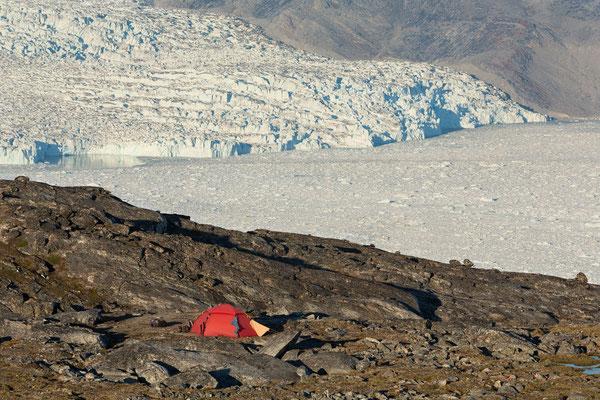 Kapisillit timat, Akullersuup Sermia, (West-)Grönland