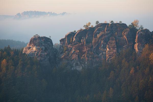 Gamrig, sächsische Schweiz